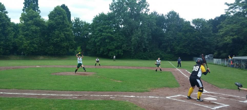 Softball LL gegen Hilden 2015