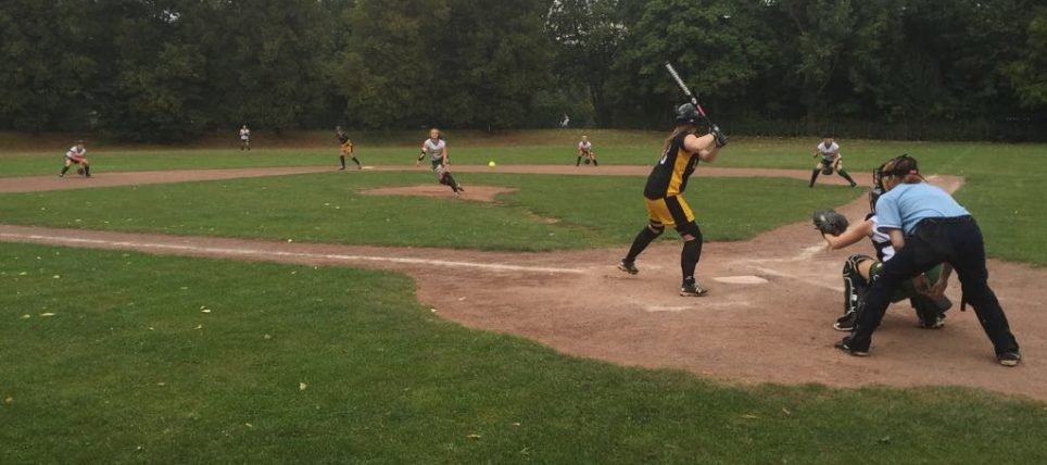 Softball Paderborn VL 2016